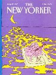 The New Yorker Cover - June 4, 1990-Arnie Levin-Premium Giclee Print