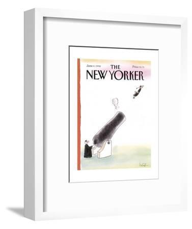 The New Yorker Cover - June 4, 1990