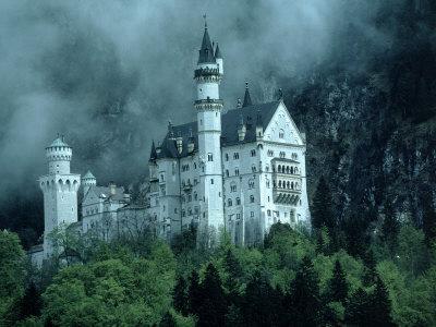 Castle, Neuschwanstein, Germany