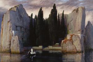 Isle of the Dead, 1883 by Arnold B?cklin