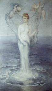 Birth of Venus by Arnold Bocklin
