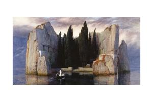 The Isle of the Dead by Arnold Bocklin
