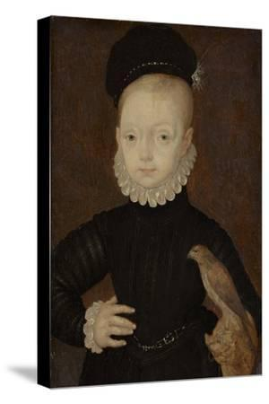 James VI and I (1566-162), King of Scotland, as Child, 1574