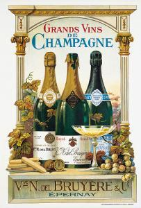 De Champagne by Arnold Eyckermans