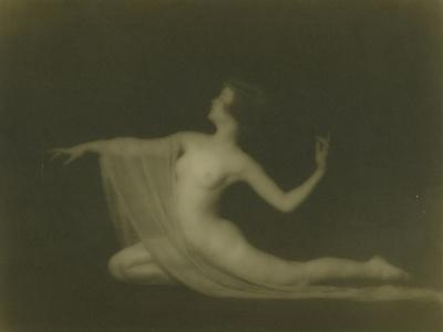 Formal Nude Study, C.1920
