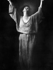 Isadora Duncan (1877-1927) by Arnold Genthe