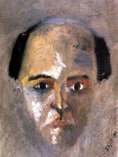 Arnold Schoenberg-Arnold Schoenberg-Giclee Print