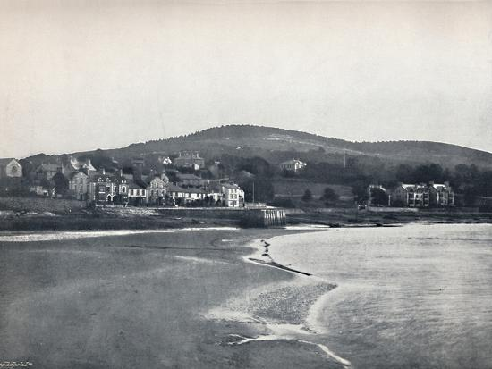 'Arnside - From North End, Carnforth', 1895-Unknown-Photographic Print