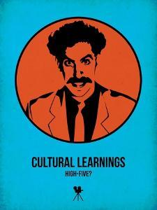 Cultural Learnings 1 by Aron Stein