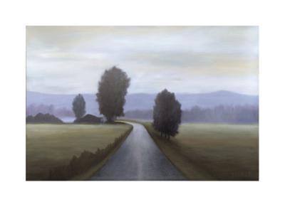 Around the Bend-Bill Turner-Giclee Print