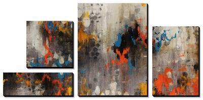 Around the Corner-Sydney Edmunds-Canvas Art Set