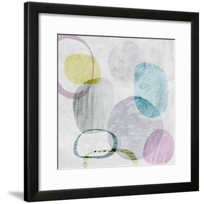 Around the Stone I-Eva Watts-Framed Art Print
