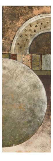 Around Town II-John Kime-Premium Giclee Print