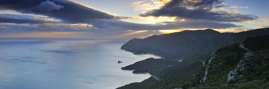 Arrabida Mountain Range (Serra Da Arrabida), Portugal-Mauricio Abreu-Photographic Print