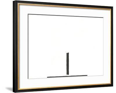 Arranged Lines-Igor Gitlin-Framed Limited Edition