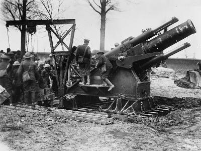 Arras 1917-Robert Hunt-Photographic Print
