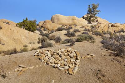 Arrow Through Heart, Joshua Tree NP, California, USA-Jaynes Gallery-Photographic Print