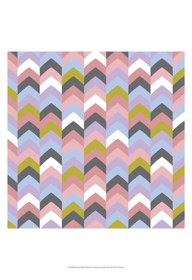 Arrows III-Nicole Ketchum-Art Print