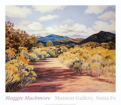 Arroyo Chamiso-Maggie Muchmore-Art Print