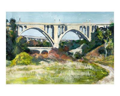 Arroyo Trail-Linda Armstrong-Giclee Print