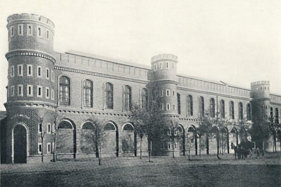 'Arsenal and Military Museum, Santiago', c1882, (1911)-Unknown-Photographic Print