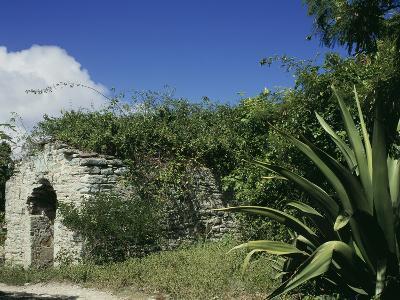 Arsenal, Fort Seope, Antigua--Photographic Print