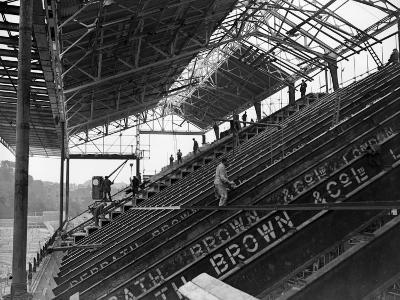 Arsenal Grandstand--Photographic Print