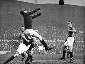 Arsenal Vs. Mansfield Town, F.A. Cup Fourth Round, 1929