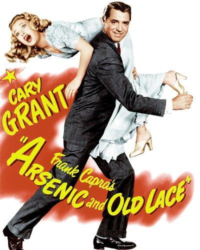 Arsenic and Old Lace--Photo