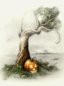 Halloween Island by Art and a Little Magic