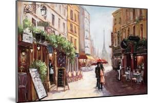 Parisienne Romance by Art Atelier Alliance