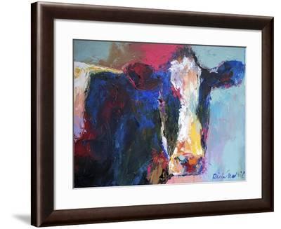 Art B Cow-Richard Wallich-Framed Giclee Print