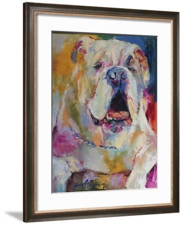 Art Bull - IMG_4209-Richard Wallich-Framed Giclee Print