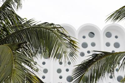 Art Deco Architecture, Ocean Drive, Miami South Beach, Art Deco District, Florida, Usa-Axel Schmies-Photographic Print