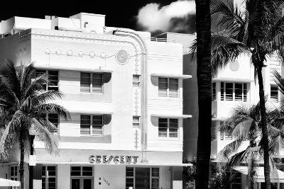 Art Deco Architecture of Ocean Drive - Miami Beach - Florida-Philippe Hugonnard-Photographic Print