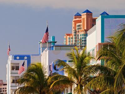Art Deco District of South Beach, Miami Beach, Florida-Adam Jones-Photographic Print