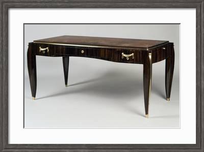 Art Deco Style Writing Desk Ambassade, Art Deco Style Writing Desk