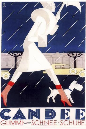 Art Deco--Premium Giclee Print