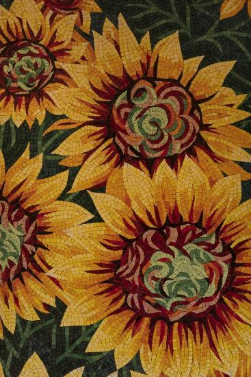 Art Flower-5-Moises Levy-Giclee Print