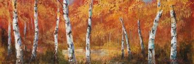 Autumn Birch I