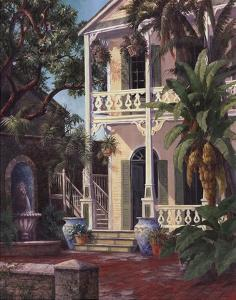 Coquina Court by Art Fronckowiak