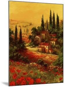 Toscano Valley I by Art Fronckowiak