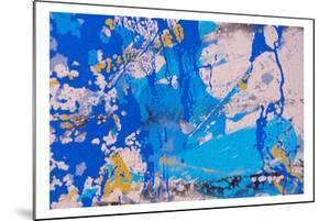 Ink Handmade Painting. Abstract Wall Art. Creative Colorful Texture. Contemporary Artwork. Artistic by Art Furnace