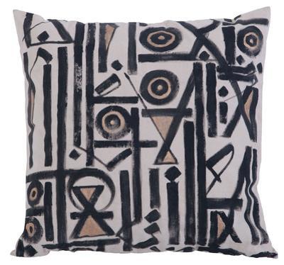 Art Glyphs Pillow