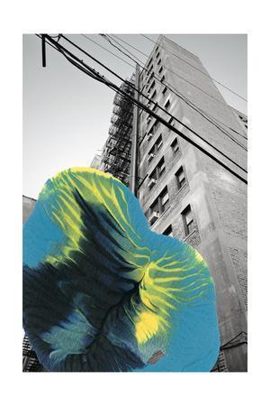 Pigment Smudge, Skyscraper