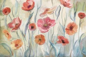 Anemone Poppies by Art Licensing Studio