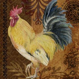Belle Rooster II by Art Licensing Studio
