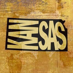 Kansas by Art Licensing Studio