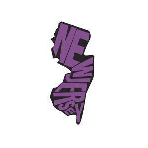 New Jersey by Art Licensing Studio