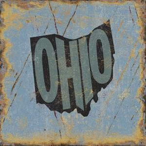 Ohio by Art Licensing Studio